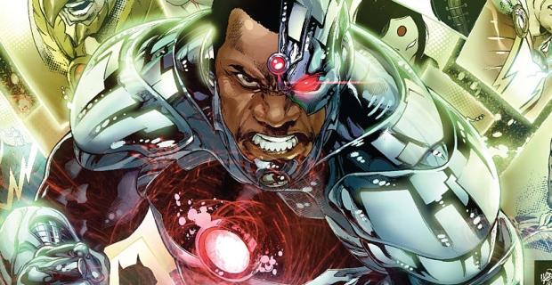 Cyborg banner