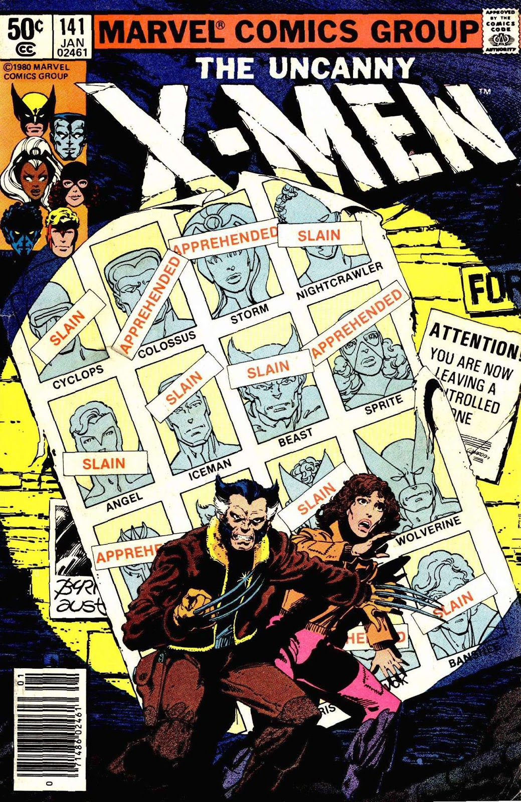 Pictured: the far-flung future of 2013. As envisioned in 1981 comics.