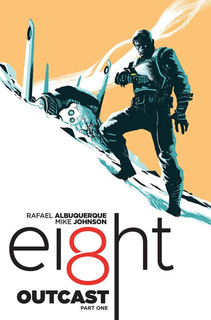 Ei8ht #1 cover