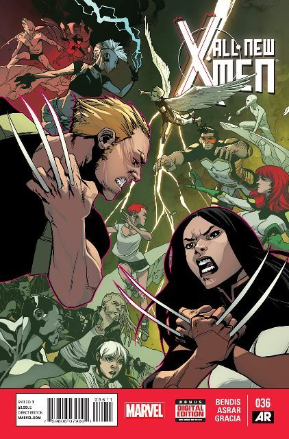 All-New X-Men #36 cover