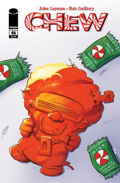 Chew #46 cover