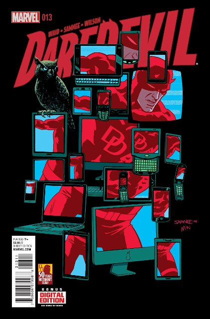 Daredevil #13 cover