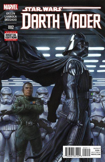 Darth Vader #2 cover