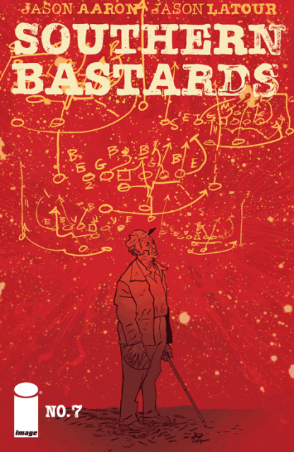 Southern Bastards #7 cover