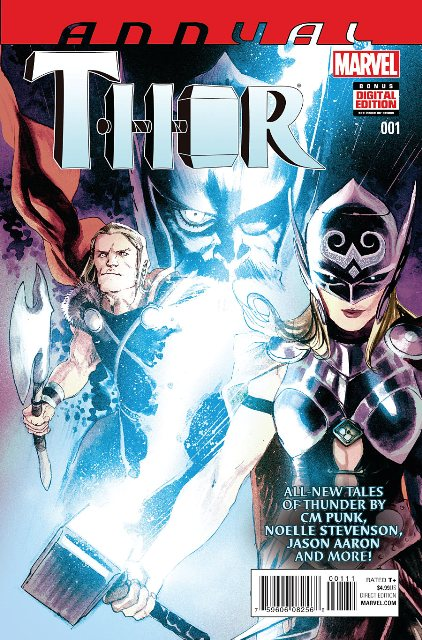 Thor Annual #1 cover