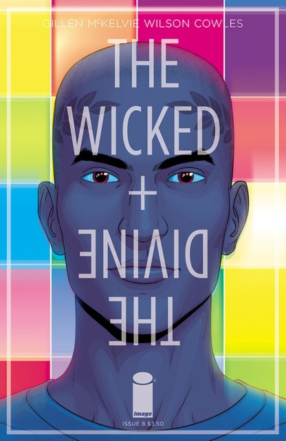 The Wicked and The Divine #8 cover
