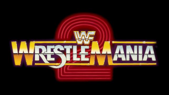 WrestleMania-2-logo