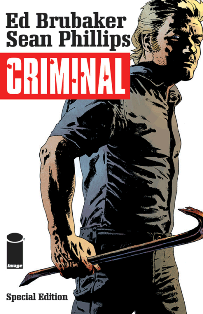 Criminal One Shot cover
