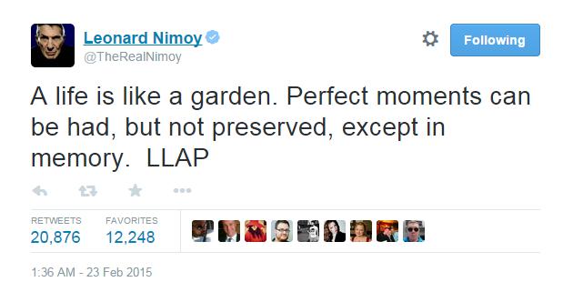 leonard-nimoy-tweet