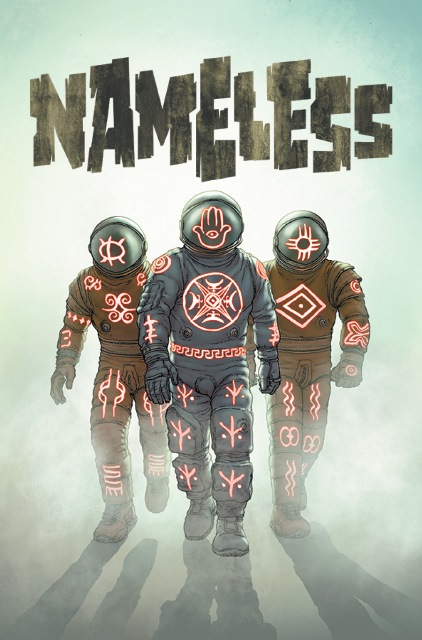 Nameless #1 cover