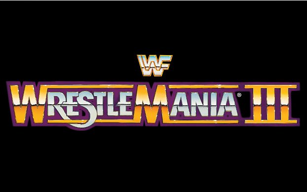 wrestlemania-3-logo