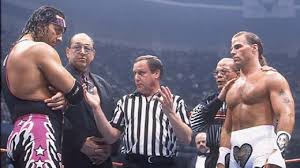 """Explaining the rules of the """"Arn Man' match."""