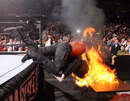 Mick Foley finally got his WrestleMania moment.