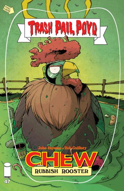 Chew #47 cover