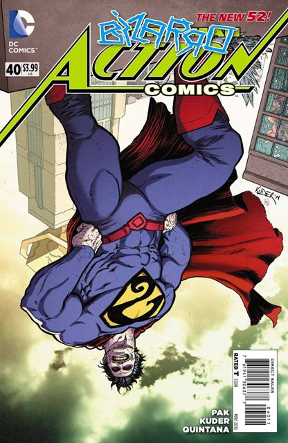 Action Comics #40 cover