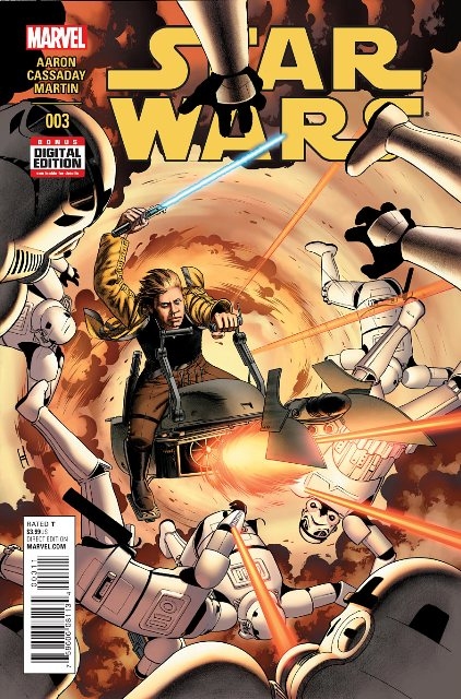 Star Wars #3 cover