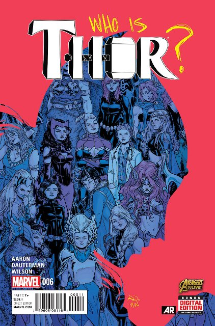 Thor #6 cover