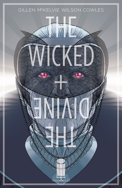 The Wicked and The Divine #9 cover