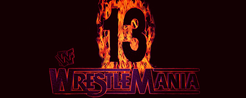 wrestlemania-13-logo