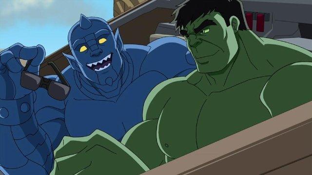 Hulk am not dumb, but show sure is!