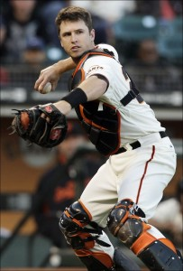 Buster Posey is hoping to bring the Giants their first odd-year World Series title since 1933.
