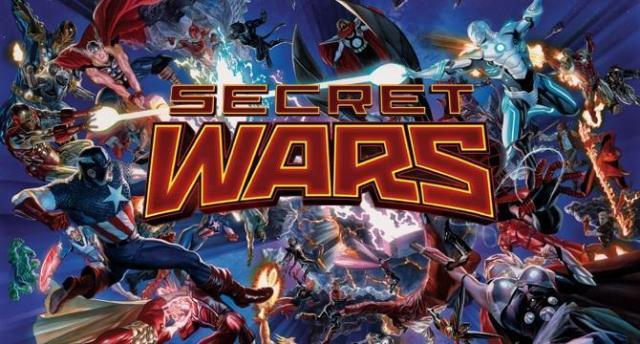 Secret Wars banner