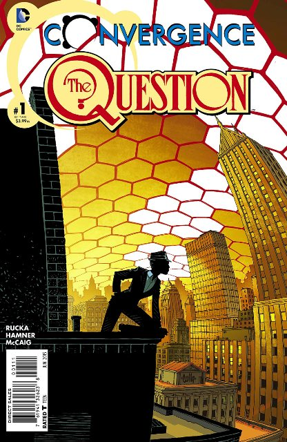 Convergence The Question #1 cover