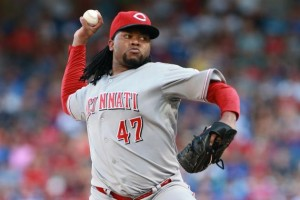 Staff ace Johnny Cueto will be one of the few bright spots for the Reds this year.