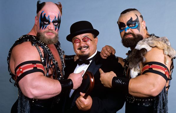 One of the many charges of Mr. Fuji1