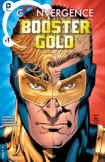 Convergence Booster Gold #1 cover