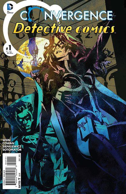 Convergence Detective Comics #1 cover