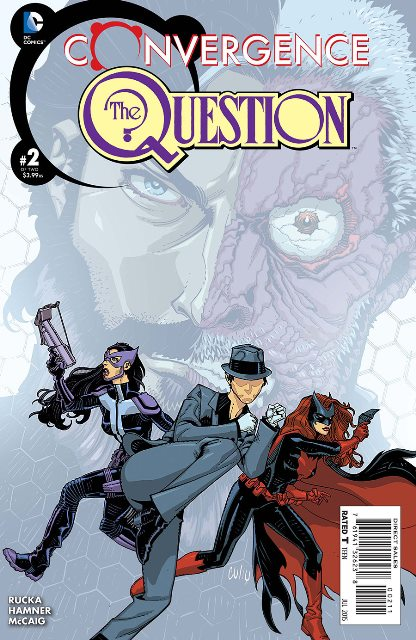 Convergence The Question #2 cover