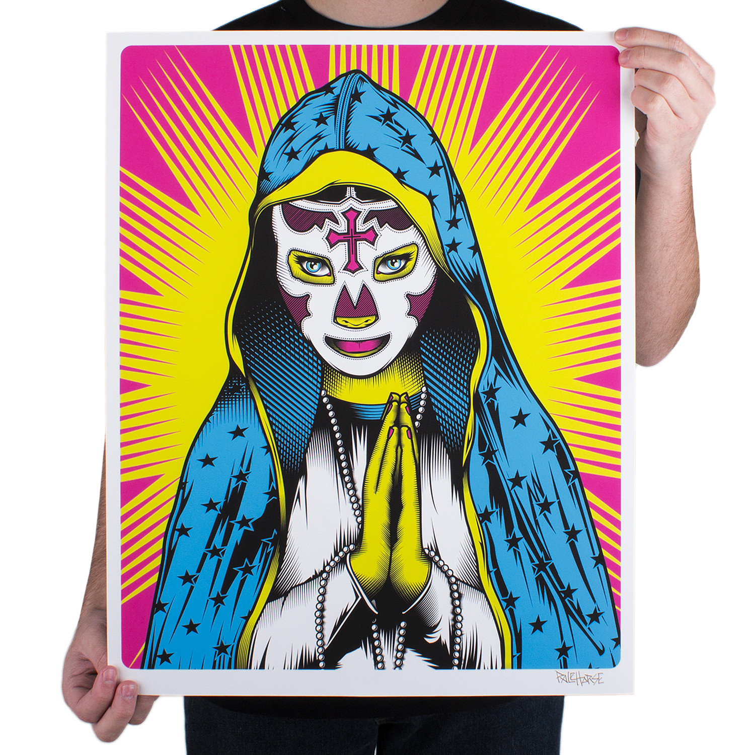 Good Will Wrestling: Pale Horse Lucha: The Art of Lucha ...