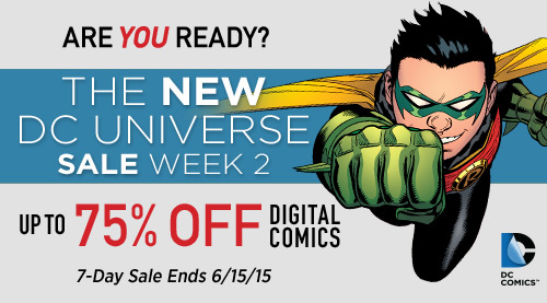 DC Sale Week 2