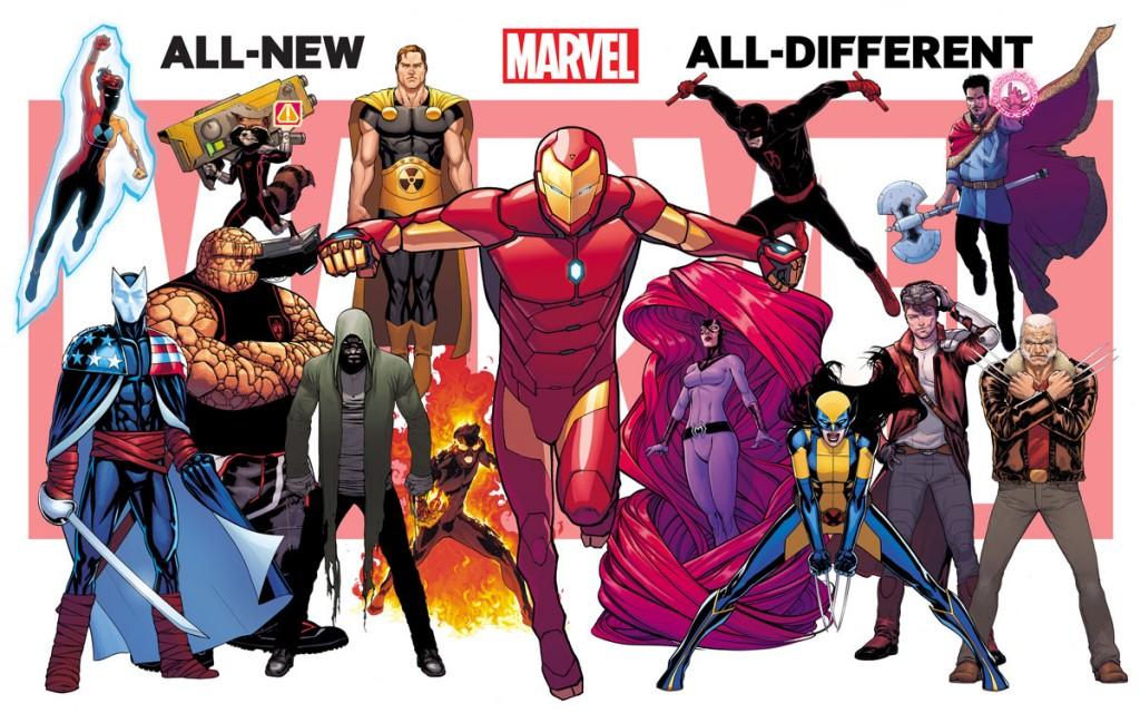 Marvel promo 2 OML X-23