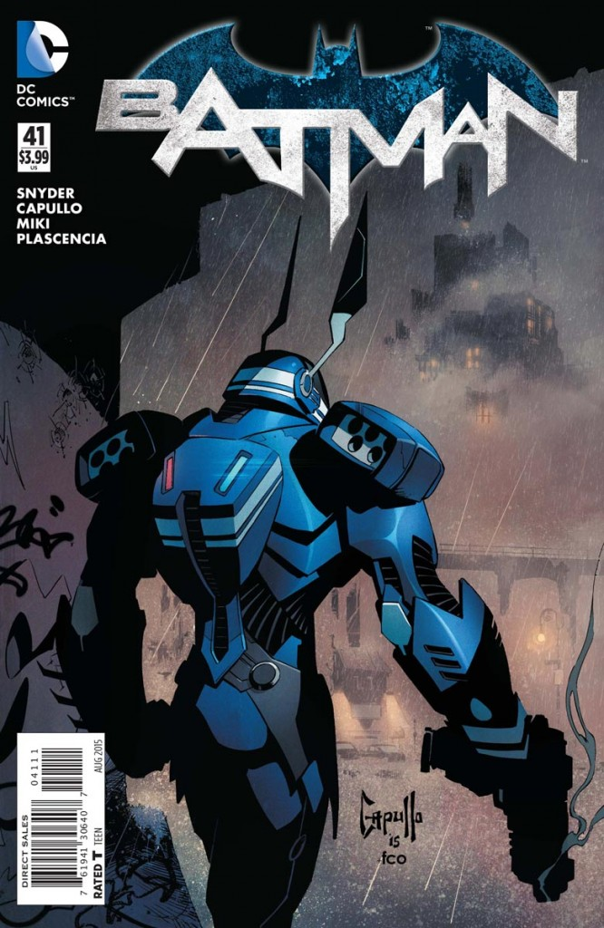 Batman #41 cover