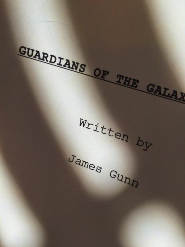 GotG 2 script V 1