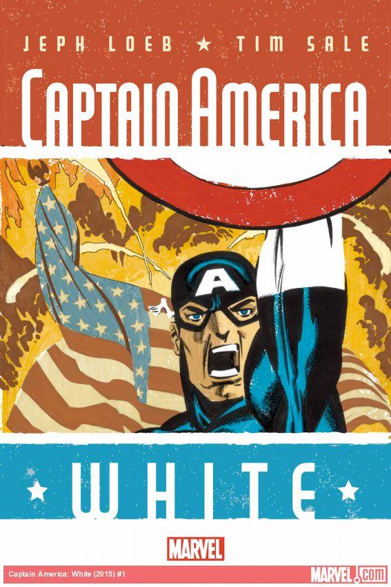 Captain Ameria White 1 cover