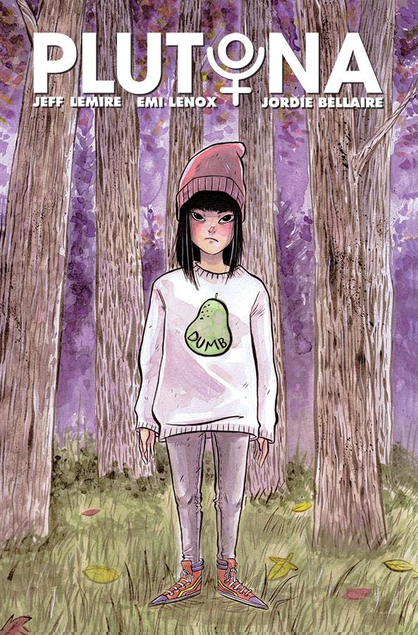 Plutona #1 cover