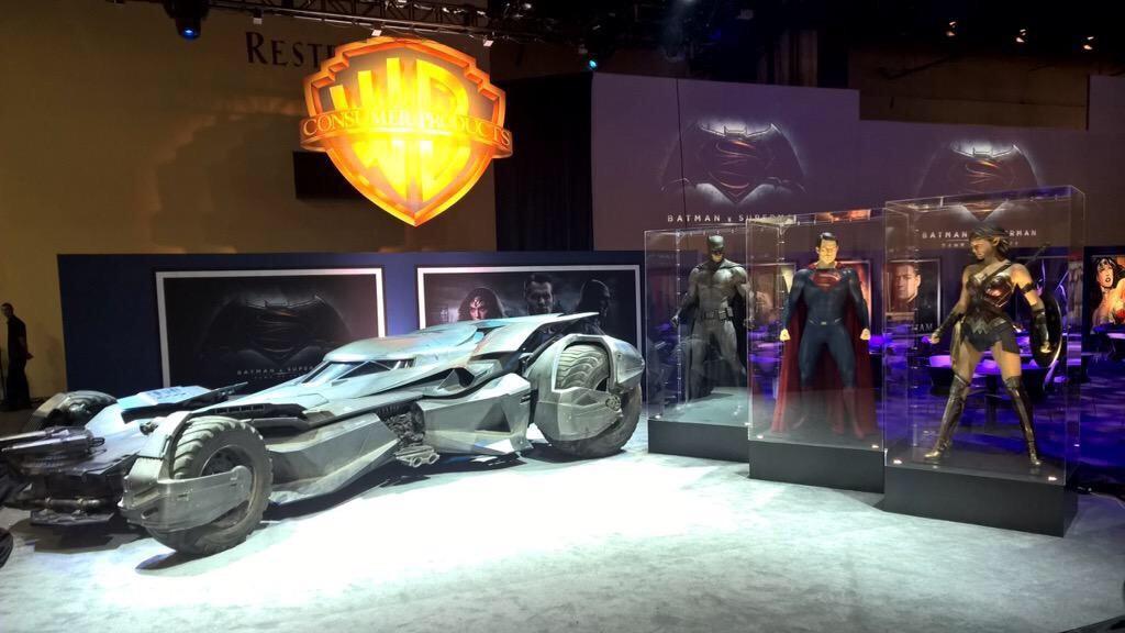 Batmobile Las Vegas
