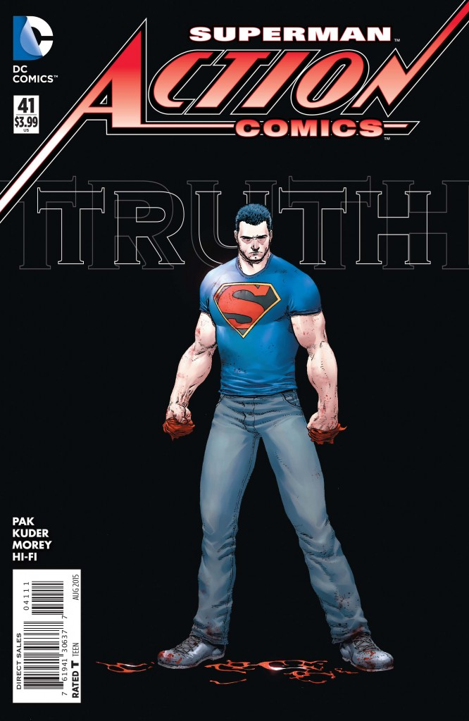 Action Comics #41 cover