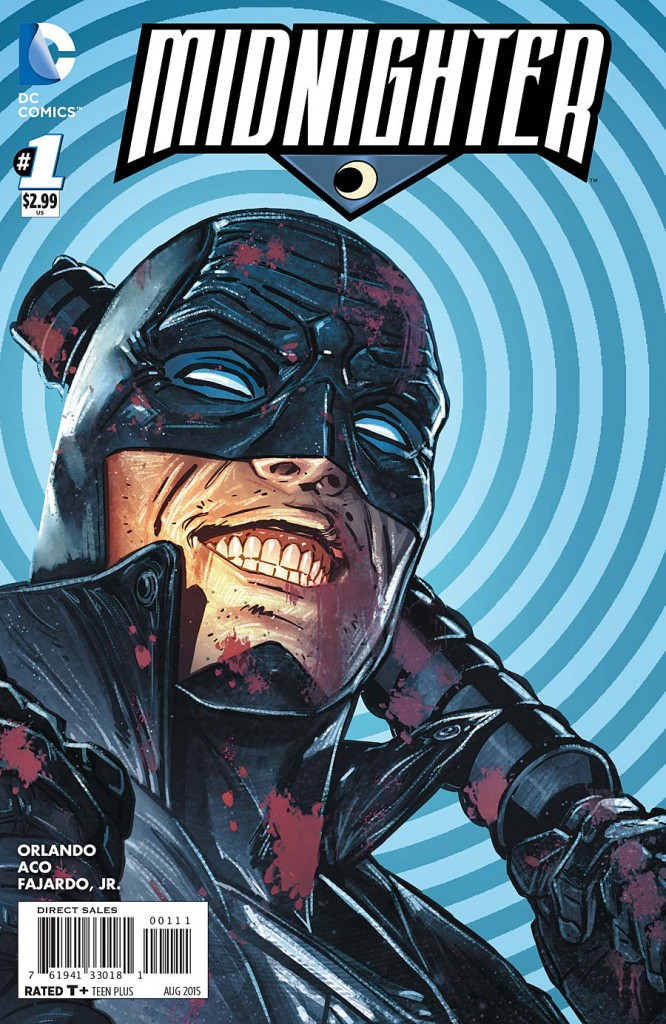 Midnighter #1 cover