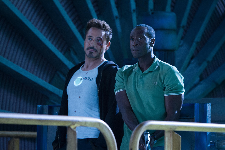 Gary Busey as main villain in Iron Man 4 confirmed.