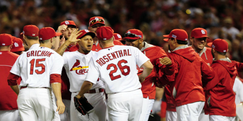 The St. Louis Cardinals have the best record in MLB and sit atop the Power Rankings.