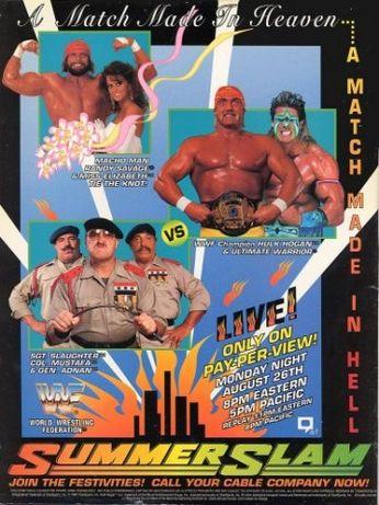 SummerSlam_1991