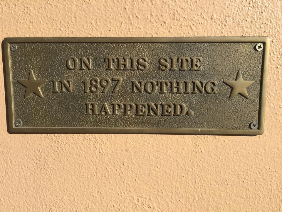 nothing-happened-sign