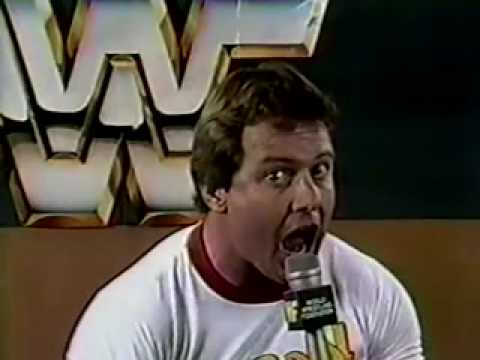 One of the great ones passed away this week, it's sad to see Roddy Piper go.