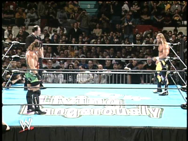 How does the Rob Van Dam vs Jerry Lynn feud hold up?
