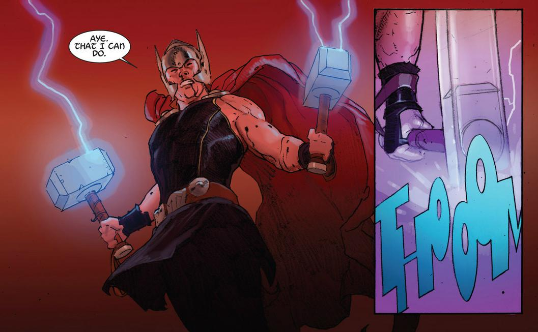 thor-and-two-mjolnirs