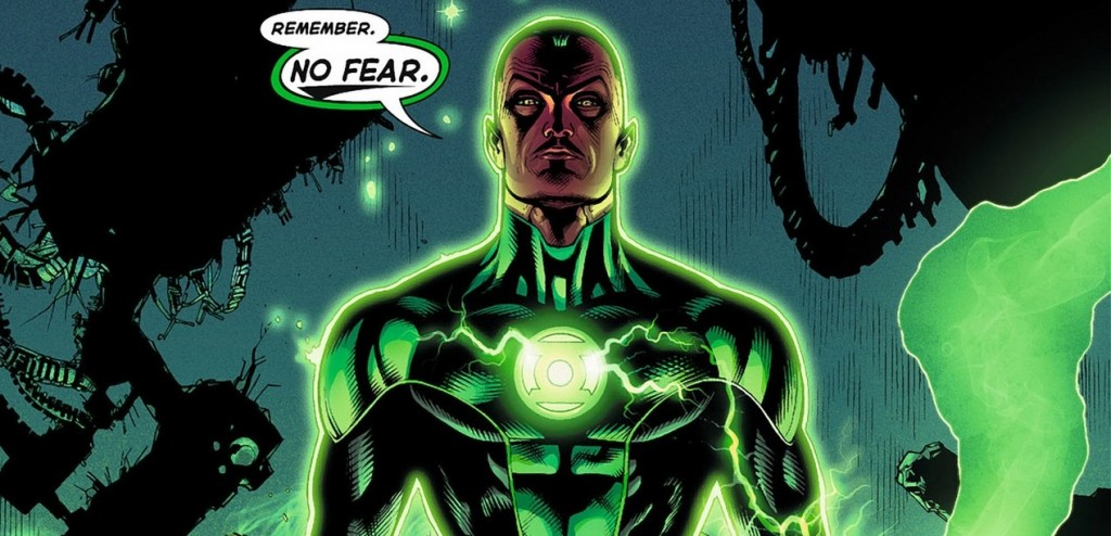 Sinestro No Fear